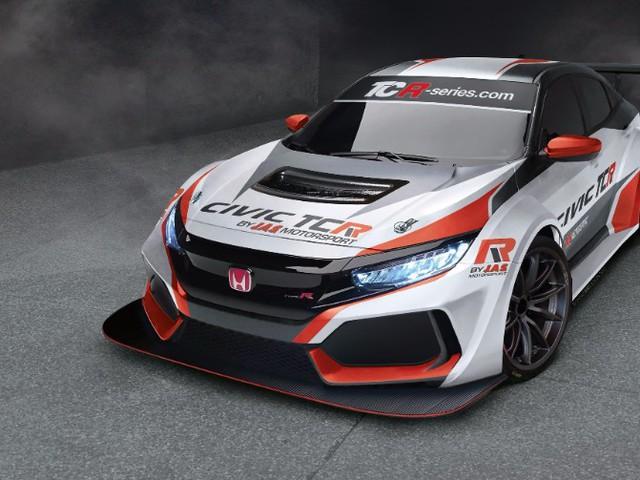Az új Honda Civic Type R TCR verziója