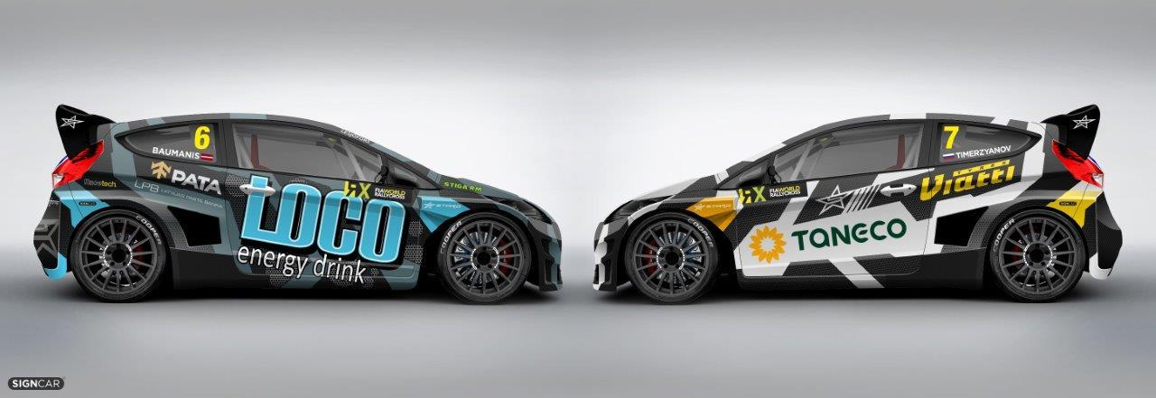 Újabb nevezők az idei rallycross VB-re