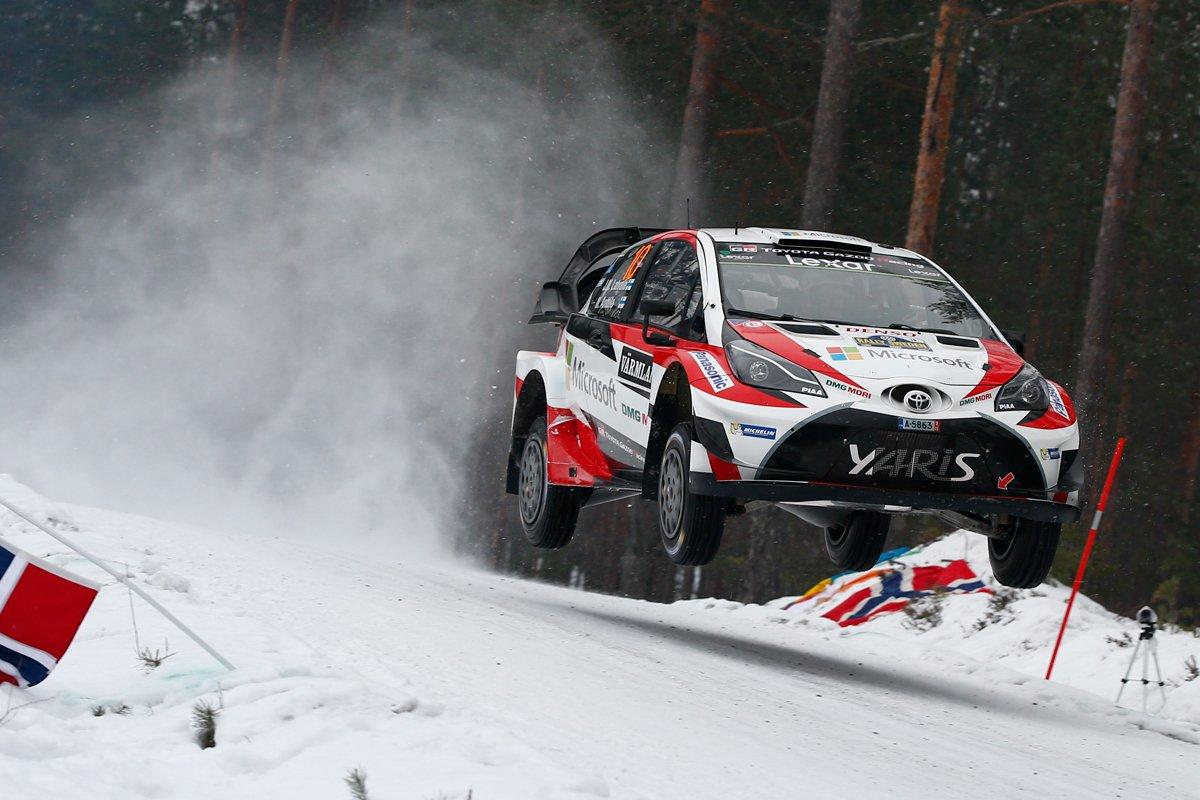 Latvala és a Toyota lett a Svéd rali győztese