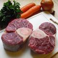 Ossobuco: lyukas húsnak brutál sűrű a leve
