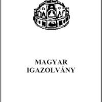 Magyar igazolvány