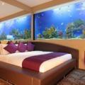 A 10 legjobb víz alatti hotelszoba