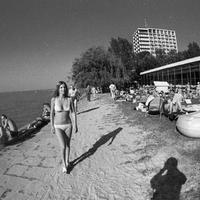 A balatoni nyár kellékei a hetvenes években