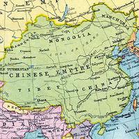 A Kínai Császárság összeomlása I.