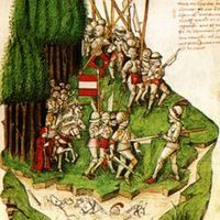 Vendégoldal: Montet: A Morgarteni csata