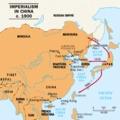 Amerika és Kína a Mandzsu-korban