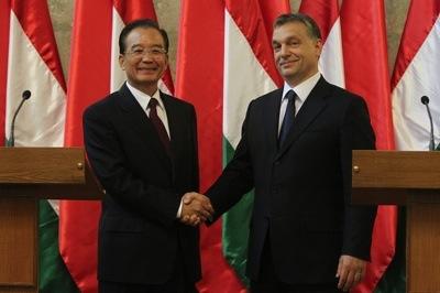 Kínai-magyar örökbarátság