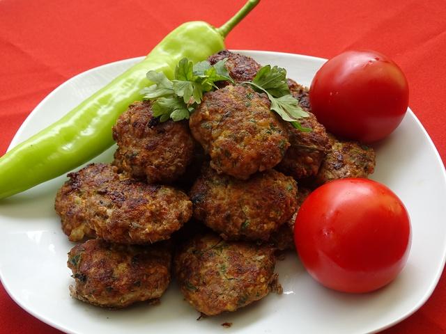 Tradicionális török köfte recept!