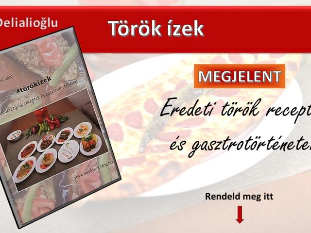 Török szakácskönyv