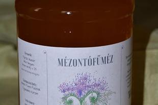 Mézontófű méz