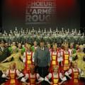 Red Army Choir elfoglalni jóízlés helyét