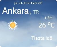 törökország napi időjárás előrejelzés 2010