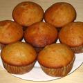Gesztenyés-körtés muffin