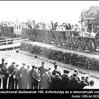 189 éve adták át a világ első vasútvonalát [29.]