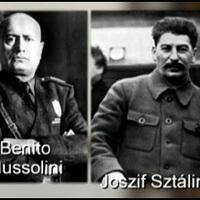A XX. század totalitárius rendszereinek közös jellemzői [83.]