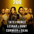 TD|MMA: UFC 200: Tate vs. Nunes élő közvetítés