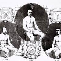 TD|HISTORY: Halhatatlan pusztaöklű boksz bajnokok egy 1864-es szórólapon