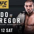 TD|MMA: UFC 194: Aldo vs. McGregor mérlegelés élőben itt!