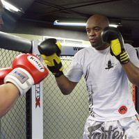 TD|MMA: Így készült fel Nick Diazra Anderson Silva