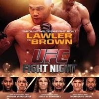 UFC on FOX 12: Lawler vs Brown mérkőzések videói