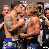 TD MMA: UFC Fight Morning: Edgar vs. Faber mérkőzések videói