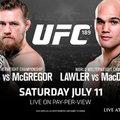 TD|MMA: UFC 189: Mendes vs. McGregor mérkőzések videói