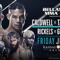 TD|MMA: Bellator 159: Caldwell vs. Taimanglo élő közvetítés