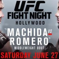 TD|MMA: UFC Fight Night 70: Machida vs. Romero mérlegelés élőben itt!