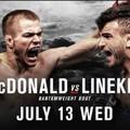 TD|MMA: UFC Fight Night 91: McDonald vs. Lineker élő közvetítés