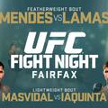 TD|MMA: Mindenki súlyban van a Bétahímek Bunyójára – UFC Fight Night 63: Mendes vs Lamas mérlegelés eredmények
