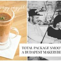 TOTAL PACKAGE SMOOTHIE-K A BUDAPEST MAKERYBEN