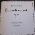 """Erdős Virág """"Énekelt versek"""""""