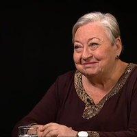 Molnár Piroska, színész, a Civil Rádióban