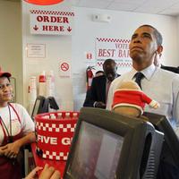 Leteszteltük Obamáék kedvenc sajtburgerét