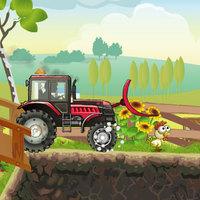 Traktoros Játék