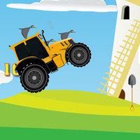 Ez én traktorom játék