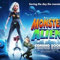 Szörnyek az Űrlények ellen (Monsters vs Aliens, 2009)