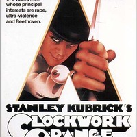 Mechanikus Narancs (A Clockwork Orange) 1971