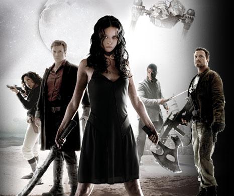 Serenity (2005) - Filmrajongó