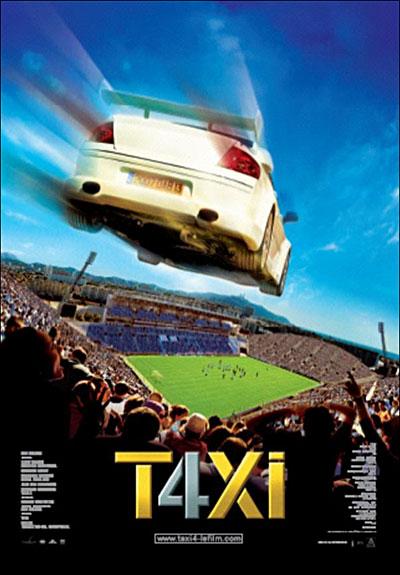 T4xi (Taxi 4, 2007), francia akció-vígjáték - TubeLoad)