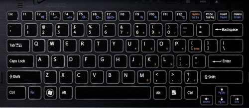 laptop billentyuzet