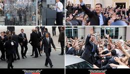 """""""Diktatúra"""" - """"demokrácia"""""""