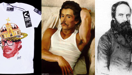 Baloldali ikonok - Kossuth, Petőfi, Táncsics
