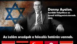 Danny Ayalon - cionizmus