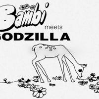 Bambi találkozása Godzillával