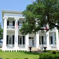 Régi lakóházak Austinban