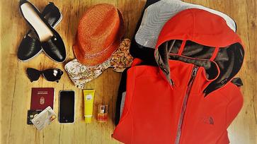 10+1 tipp, hogy ne pakold túl az utazó táskádat