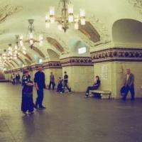 Moskau, raz, dva, tri...