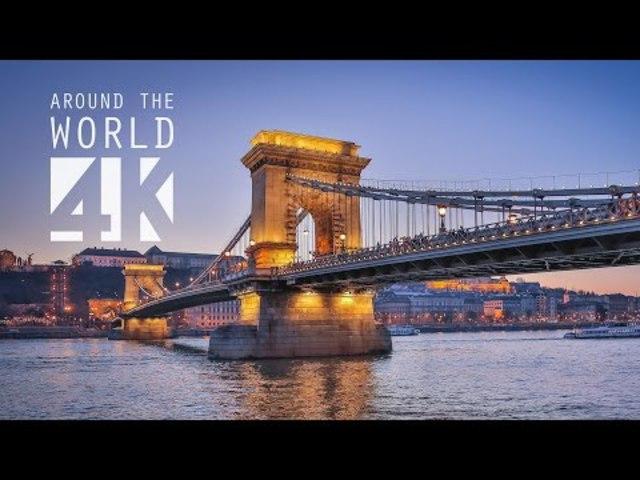 Budapest 4K-ban - Ezt a lenyűgöző videót neked is látnod kell