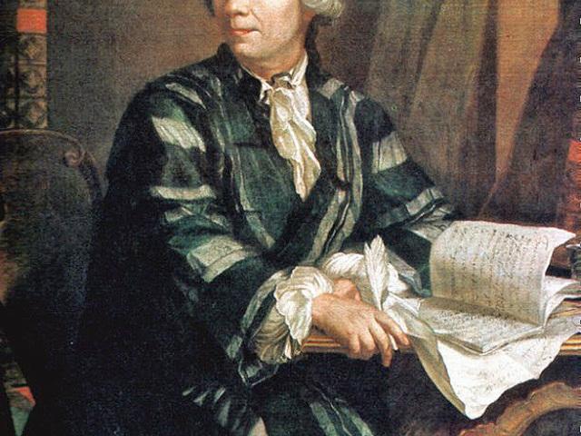 Pach János: A megtestesült analízis - Leonhard Euler